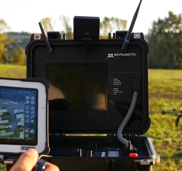 skyrobotic agricoltura precisione roma drone conference