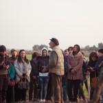 Paolo Ramundo, presidente della Cooperativa Cobragor racconta la storia dell'azienza e delle terre pubbliche. Una delle prime aziende agricole di Roma che ha sperimentato e investito nel biologico