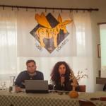 Anna Fanton, agricoltrice sinergica e insegnante Libera Scuola di Agricoltura Sinergica E.Hazelip